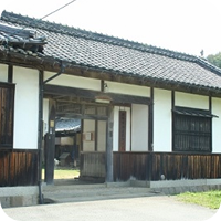 江戸時代文化文政建造築200年超の太宰家